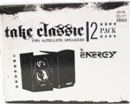ENERGY TAKE20 BOOKSHELF SPEAKERS