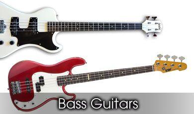 Bass Guitars