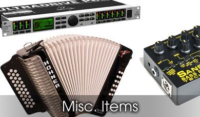 Misc. Music