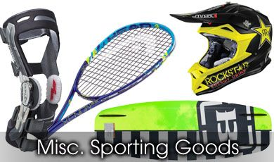 Misc Sporting Goods